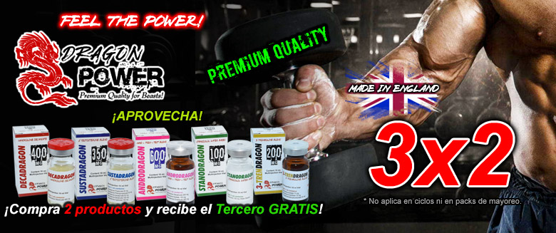 Dragon Power Labs - Feel the Power! al 3x2